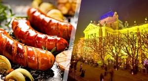 <b>[Advent u ZAGREBU]</b> Božićna čarolija za cijelu obitelj! Klizanje, kuhano <br>vino, kobasice...