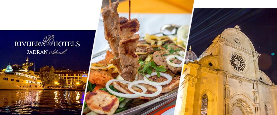 SUPER PRILIKA! 3 dana i 2 noćenja s doručkom za 2 osobe u Hotelu Jadran*** u Šibeniku + romantična večera u restoranu hotela ili u Pivnici Alpa tik do Katedrale uz čak 63% popusta!
