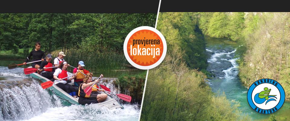 Dani stvoreni su za rafting avanturu! Provedite dan u prirodi uz kupanje, zabavu i adrenalin! Mokra avantura Mrežnicom uz 50% popusta! Kupon vrijedi do početka rujna!