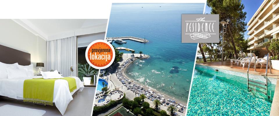 Ljetovanje dostojno superzvijezda! 2 dana/1 noćenje u The Residence**** u Podstrani pokraj Splita uz luksuzni smještaj s doručkom u sobi, sve za 2 osobe uz 50% popusta! Dijete do 12 god GRATIS!