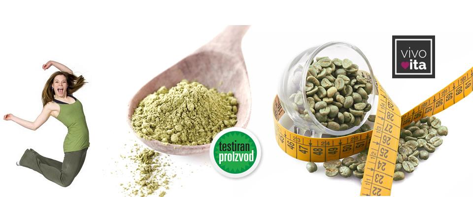 Ugrabite super akciju! 100% prirodna brazilska mljevena zelena kava! 250 g zelene kave dostatne za 2 mjeseca korištenja za samo 79 kuna!