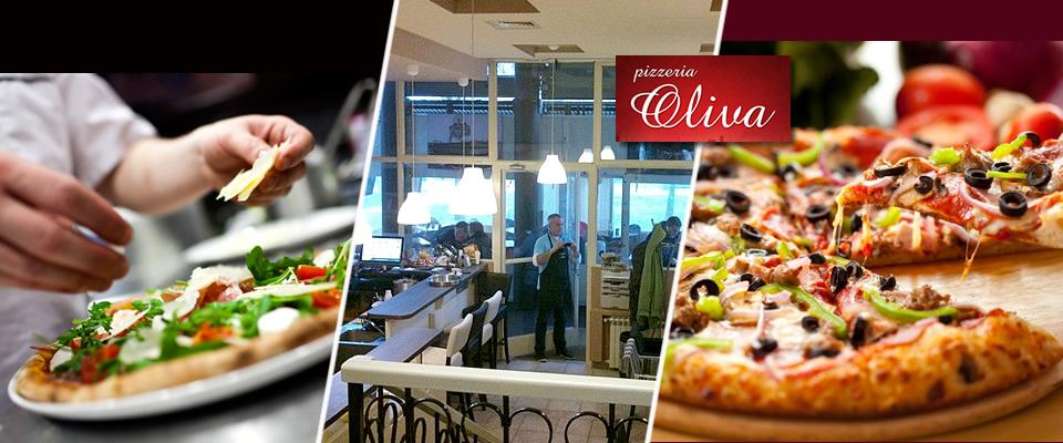 Ukusni ručak ili večera za dvije osobe! Izaberite dvije pizze između čak 20 vrsta u Pizzeriji Oliva u Zagrebu za samo 34 kune! Najteže će biti odlučiti!