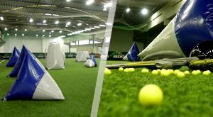 Savršena rekreacija i zagarantirana zabava <br>uz <b>dvoranski paintball</b> <br>u Paintball klubu Fleka!