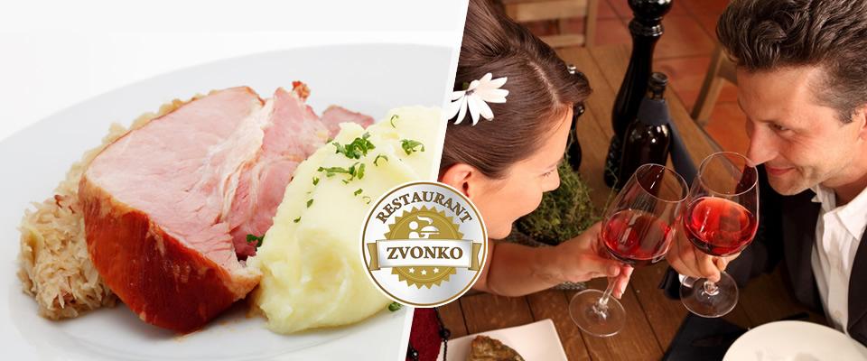 Domaći specijaliteti koji će Vas ugrijati ove zime, u restoranu Zvonko, u Zagrebu! Birajte između menija ( domaći specijaliteti ) za 2 ili 4 osobe, već od 75 kn!