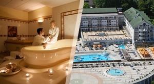 2 noćenja na bazi Polupansiona za 2 osobe <br>u luksuznom <b>Hotelu Habakuk*****</b> u Mariboru!