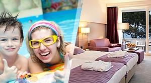 3 dana u <b>Vitality Hotelu Punta 4*</b> uz 2 polupansiona za 2 osobe po super cijeni!