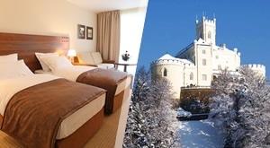 Uživajte u Hotelu Trakošćan**** uz <b>1 ili 2 polupansiona za 2 osobe već od 599kn!</b>