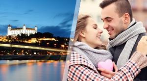 Provedite romantično <b>Valentinovo u Bratislavi, Budimpešti, Veneciji...</b>