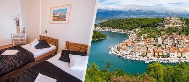 Otvorite sezonu kupanja u dalmatinskom Novigradu uz smještaj za dvoje u Aparthotelu Castrum Novum!