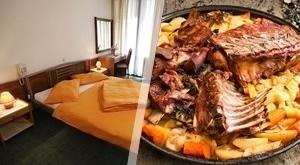 Opustite se barem na jedan dan i prenoćite u Hotelu Josipdol sa svojom boljom polovicom te uživajte uz doručak i odabir vrhunskog ručka ili večere za 2 osobe. Dijete do navršene 2 god.GRATIS!