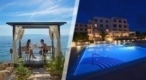 Korisnici ove ponude ostvaruju neograničeno korištenje prostranog unutarnjeg i vanjskog bazena, neograničeno korištenje tri saune (finska, bio i turska) i dvije parne kupelji (parna i revitalizirajuća), te fitness dvorane, besplatan parking uz hotel i besplatan WIFI unutar hotela!