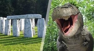 BLED – Na zabavan način upoznajte dinosaure u DINOPARKU BLED uz ulaznice za djecu ili odrasle na popustu od 50% već od samo 35 kn! Djeca do 3 godine GRATIS!