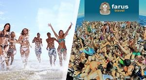 Na SEAWAVES eventima, glazba će biti malo veselija, kako to i biva u ljetnim vremenima te Vam sa sigurnošću možemo obećati odličan party uz super ekipu!!!! Mogućnost ukrcaja u Šilo (otok Krk): 13:15h, Jadranovo: 13:30h ili Kraljevica: 13:45h (obavezno uz prethodnu najavu u agenciji)!