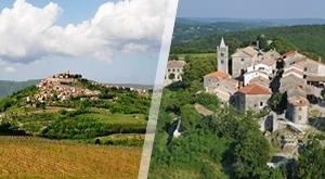 Čuvene su srednjovjekovne zidine Motovuna podno kojih se nalazi Motovunska šuma koja skriva tartufe… Krenite sa nama na prekrasan izlet, uživajte u degustaciji istarskih specijaliteta i zaljubite se u unutrašnjost Istre!