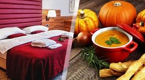[IVANIĆ GRAD] Wellness vikend bučijada u Hotelu Sport 4*! 2 noćenja, 2 večere i tamburaši, 14.10. prijevoz-bučijada, 15.10. ručak, 2x parcijalna masaža, program u saunama, bazeni…1399 kn za dvoje!