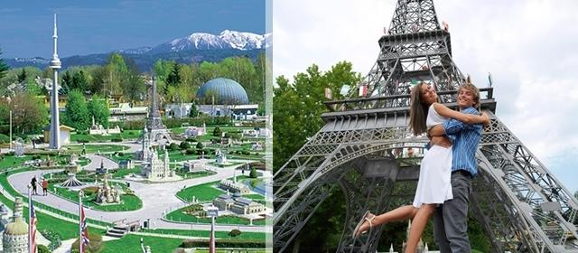 TopTours- jednodnevni izlet za 1 osobu u zabavni park Klagenfurt, Minimundus za samo 155 kn!
