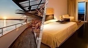 [SPLIT] Hotel San Antonio****- noćenje s doručkom i večerom u classic sobi depadanse ili de luxe sobi s pogledom na more i hidromasažnom kadom i korištenje saune, sve za 2 osobe već od 489 kn!