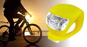 Povećajte vidljivost i sigurnost! Prednje 2 LED bljeskalice poznate marke Xplorer po najpovoljnijoj cijeni za samo 9 kuna! Preuzimanje u Zagrebu ili moguća dostava za cijelu Hrvatsku!
