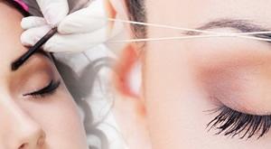 """[RIJEKA] Uređivanje i stiliziranje obrva koncem """"threading"""" i bojanje obrva za samo 45 kuna u Beauty Baru Tara u Rijeci! Kupon se može iskoristiti do 16.12.2017.!"""