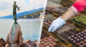 Mmmmmm… tko može odoliti čokoladi pogotovo u adventsko vrijeme! Posjetite festival čokolade u Opatiji sa agencijom Autoturist-Park 03.12.2017. za samo 119kn/osobi! Zasladite advent!