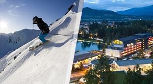 [03.-09.01.2018.] Skijanje na Bledu!!! 7 dnevni SKI aranžman uz uslugu polupansiona u Hotelu Park****, 6 dana SKI PASS za slovenske alpe za 1 odraslu osobu za 3669kn illi 1 dijete već od 459kn!