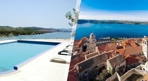 Luksuzan odmor u Šibeniku! Uživajte 3 dana uz 2 noćenja na bazi polupansiona u popularnom Hotelu Panorama**** i korištenje fitnessa + 1 kava GRATIS, sve za dvije osobe i za 999 kn!