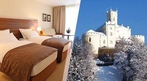 <b>Vikend ili tjedni odmor</b> u Hotelu Trakošćan uz 1 ili 2 polupanisona i <b>wellness za dvoje! </b>