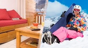 Smart Travel vodi Vas na garantirano putovanje od 05.01. do 12.01.2019.! Doživite čari skijanja u Francuskoj uz uključen ski pass i prijevoz za samo 2299 kn/osobi!
