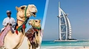 Izravnim letom Emirates iz Zagreba odletite u egzotiku Dubaija i Abu Dhabija na 6 dana/5 noćenja s doručkom u hotelima 4* uz pratitelja putovanja…od 5689kn/osobi!
