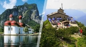 Smart Travel - 1-dnevni izlet u Orlovo gnijezdo i na Kraljevsko jezero s prijevozom za 279 kn/osobi!