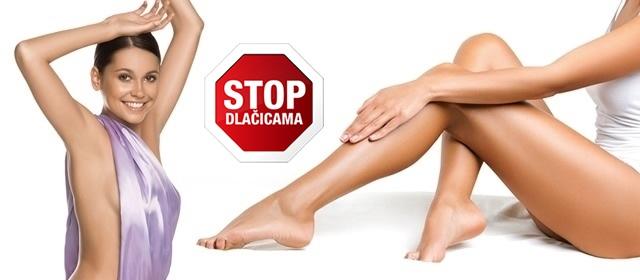 Trajna depilacija E-LIGHT metodom u Body Creator Centru u Zagrebu - 40 tretmana za samo 849 kn!