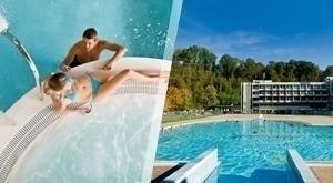Uživanje za dvoje uz tjedna/vikend noćenja u Termama Topusko! 2 polupansiona uz 2h saune od 699kn!