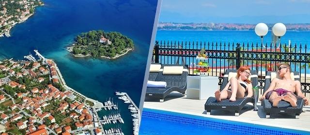 Uskrs uz obiteljski odmor na otoku Ugljanu uz 2 ili 4 dana u Vilama Dalmacija...