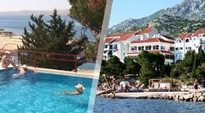Wellness obiteljski odmor u gradiću Karlobagu na 3 dana uz ALL INCLUSIVE uslugu u hotelu Zagreb...