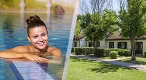 Raskoš ptujskih termalnih izvora na 2 dana/1 noćenje s POLUPANSIONOM za 2 osobe u bungalovima! Ulaz u bazene i saune Termalnog parka i cjelodnevno kupanje na dan odlaska…za 556 kn!