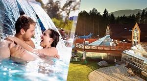 Wellness odmor u Termama Zreče! Udobno se smjestite u Vilama Terme Zreče 4* na bazi 1 polupansiona za 2 osobe uz minimum stay 2 noćenja i provedite vrijeme u kupanju, sauni, izletima, sportu…