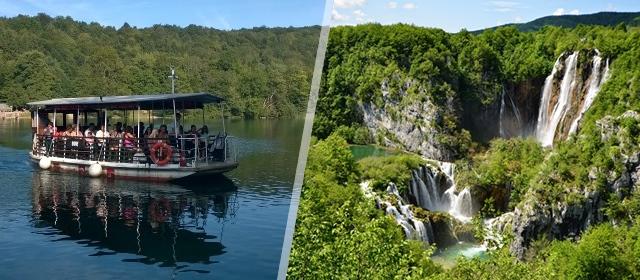 Jednodnevni izlet autobusom iz Zagreba na predivna Plitvička jezera uz Best Travel...