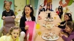 Zagreb-dječji rođendani za do 15 djece, već od 599 kn za 2 sata smijeha, igre i domaće hrane!