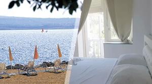 Odmor u rujnu nadomak glavne gradske plaže u centru Crikvenice uz 3 ili 4 dana i 2 ili 3 noćenja s DORUČKOM u hotelu Park za 2 osobe…od 1129 kn!