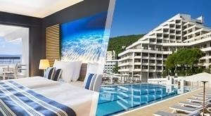 Ljeto u bajnoj Opatiji uz 3 dana/2 noćenja s POLUPANSIONOM za 2 osobe u Remisens hotelu Admiral**** uz unutarnji bazen sa grijanom morskom vodom, vanjski bazen, wellness spa…2149 kn!