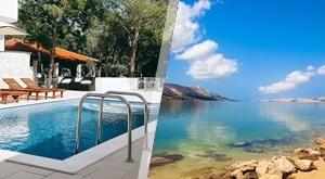 Rujan u prekrasnim Šimunima! Uživajte u obiteljskom hotelu Villa Olea: 3 dana/2 noćenja ili 6 dana/5 noćenja s doručkom za 2 osobe uz korištenje bazena i jacuzzija već od 749 kn!
