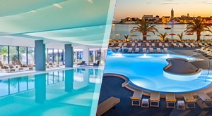 Jesenski obiteljski odmor uz ljepote Raba i sadržaje Valamar Padova Hotela**** na 3 dana/2 noćenja s POLUPANSIONOM za 2 osobe uz korištenje bazena, fitnessa…već od 1288 kn!