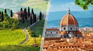 S Darojkovićem upoznajte Sjevernu Italiju i Toskanu uz 3 dana/2 noćenja s doručkom i prijevozom!