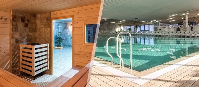 Trostruki wellness doživljaj u Hotelu Matija Gubec - kupanje, saune i masaža za samo 198 kn/osobi!