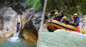 Aktivan proljetni odmor u srcu prirode! Iskusite rafting i kanjoning u Sloveniji-Bovec uz 3 dana/ 2 noćenja u apartmanima Jež ili Pri nama! Cijena za 2 osobe!