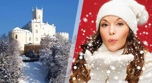 Zimska bajka u Hotelu Trakošćan! 1 ili 2 noćenja s polupansionom za 2 osobe uz bogati wellness&spa!