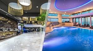 Proljetni wellness odmor u Opatiji u Grand Hotelu Adriatic s 2 ili 3 Polupansiona za dvoje!
