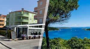Ljeto u Istri na 3 dana/2 noćenja s Polupansionom - 2 odrasle osobe u apartmanima Premantura dom 4*!