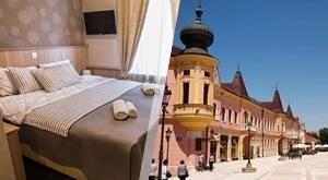 Proljetni odmor u Vinkovcima! 2 ili 3 dana uz 1 ili 2 noćenja s doručkom i 1 večerom po izboru između 16 jelovnika panonske hrane za 2 osobe u Hotelu Admiral 3* već od 349 kn!