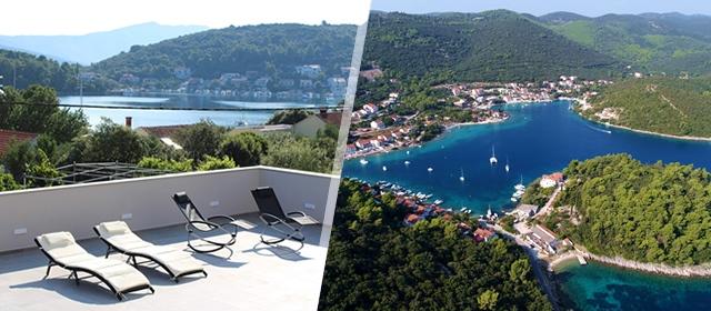 Kasno proljeće na Korčuli na 3 dana/2 noćenja u Villa Teuta Korčula*** uz parking, sve za dvoje!